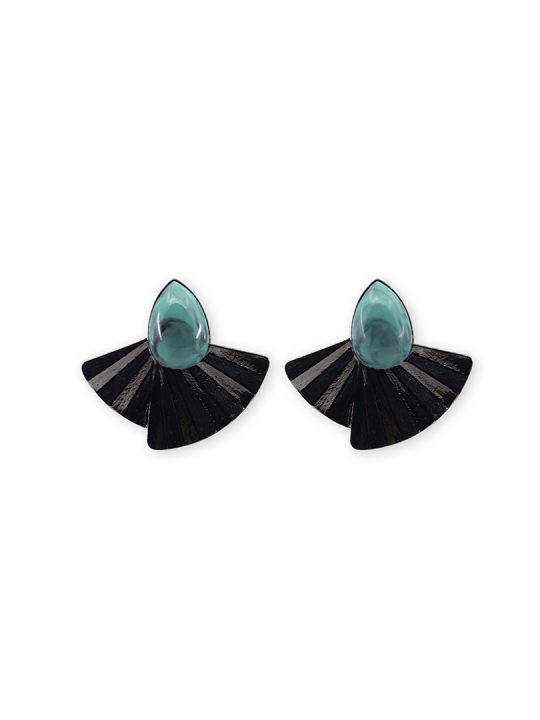 summer turquoise earrings
